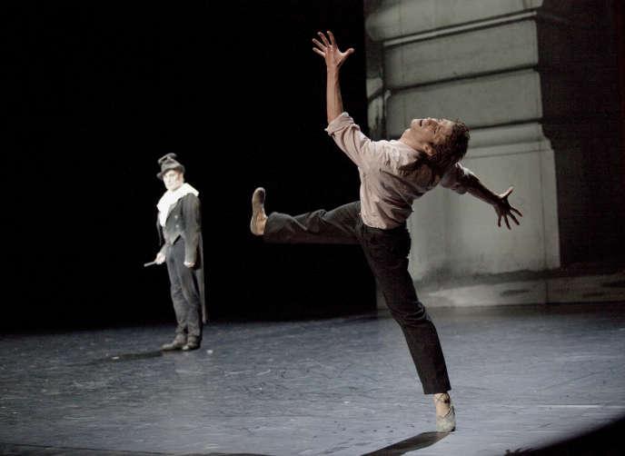 Benjamin Pech dans