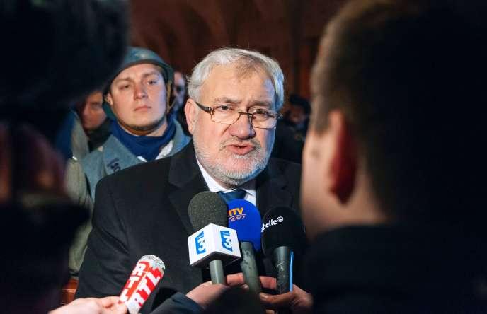 Jean-Marc Todeschini, le 21 février