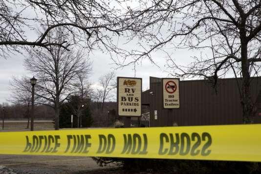 Un homme a abattu six personnes dans le Michigan, le 20 février 2016.