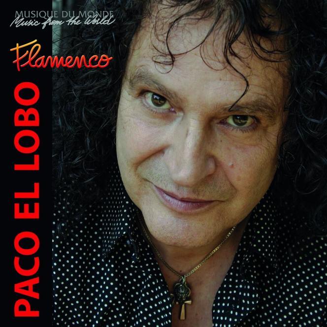 Pochette de l'album «Flamenco», de Paco El Lobo.
