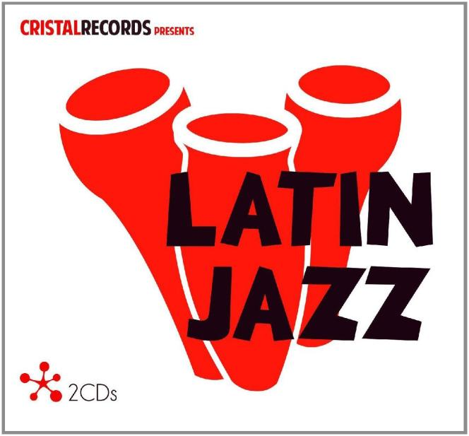 Pochette de l'album «Latin Jazz», sélection de divers artistes par Claude Carrière.