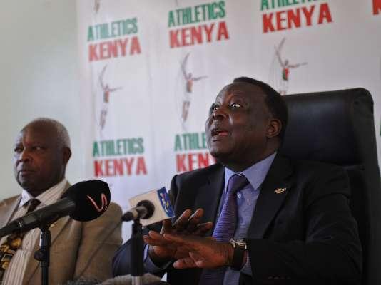 Le Kenya doit participer aux JO de Rio, a plaidé le 22 février le président de la Confédération africaine d'athlétisme (CAA), Hamad Kalkaba Malboum, au cours d'une conférence de presse à Nairobi.