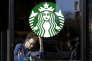 A New  York, en janvier. Starbucks possède 23 000 établissements dans le monde.