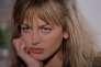 "Dalila di Lazzaro dans le film italien de Flavio Mogherini, ""L'Affaire de la fille au pyjama jaune"" (1977)."
