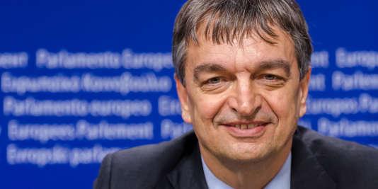 Jerome Champagne à Bruxelles.