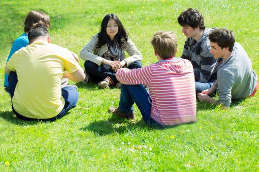 Rencontrer des gens a l etranger