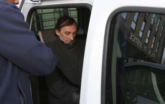 Eric Fauchard avait kidnappé la petite fille de 7 ans pendant huit heures, déclenchant une «alerte enlèvement».