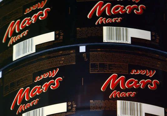 Mars Inc. est un géant américain de l'agroalimentaire, non coté, connu pour ses barres chocolatées mais qui fabrique aussi d'autres produits, entre autres du riz, des pâtes et de la nourriture pour animaux.