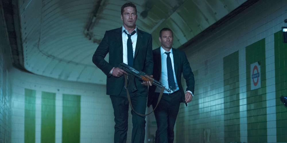 Ce film d'action qui met la capitale britannique au cœur d'un complot terroriste n'a pas été montré à la presse.