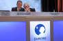 En2020, le duo constitué d'Emmanuel Faber et Franck Riboud veut que le groupe français renoue avec une croissance supérieure à 5%