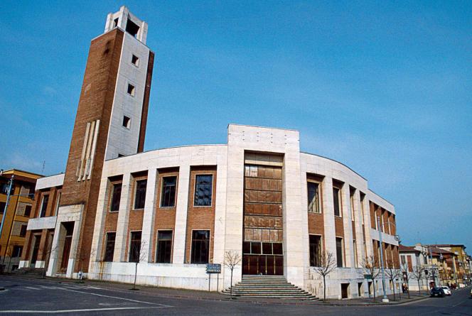 Le Musée du fascisme prendra ses quartiers à Predappio, dans l'ex-siège régional du parti fasciste, construit dans les années 1930.