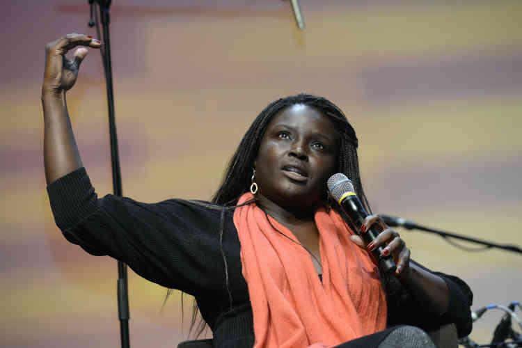 """Magatte Wade, fondatrice et directrice de Tiossan : """"Si nous ne somme pas capables d'apprécier le cachet """"Made in Africa"""", d'autres le feront."""""""
