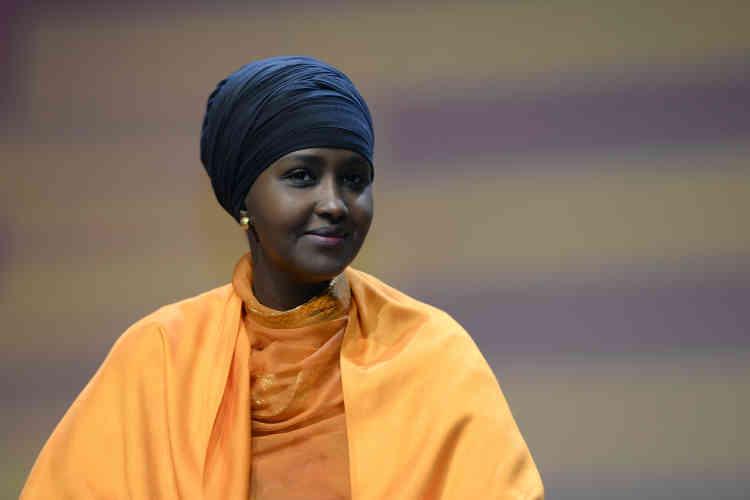 """Fadumo Dayib, candidate à l'élection présidentielle de Somalie : """"Ma mère qui a perdu onze enfants est mon modèle. Je n'ai pas peur!"""""""