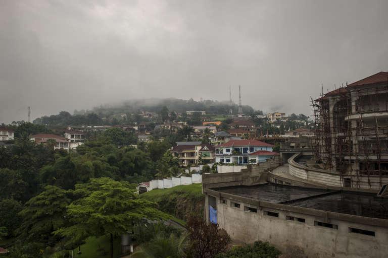 Les hauteurs de Bujumbura, le 23 janvier 2016.