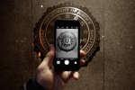 Photographie d'un iPhone dans les locaux du FBI.