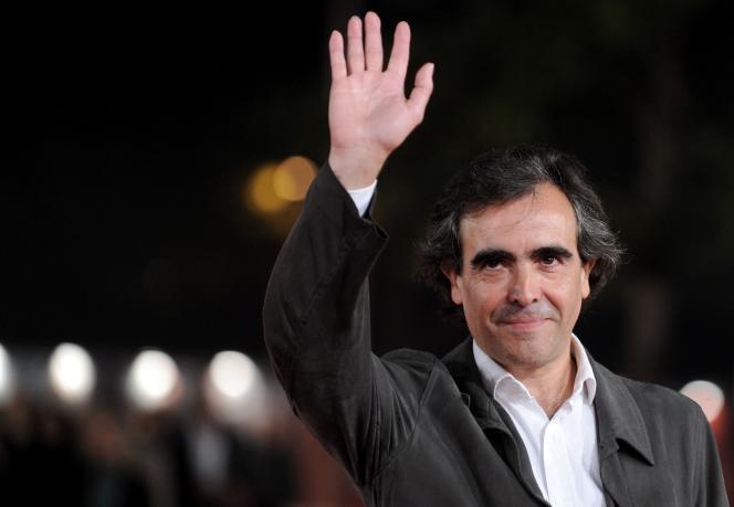 François Dupeyron en 2008.