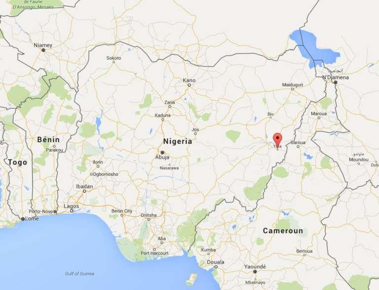 La ville de Yola au Nigeria.