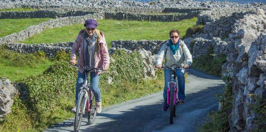 Sophie Jovillard  nous conduit en Irlande.