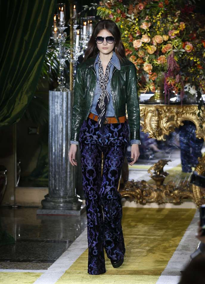 8b0acf410fe Un parfum de renaissance à la Fashion Week de Milan