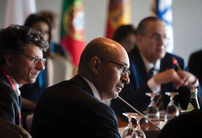 Harlem Désir a été secrétaire d'Etat aux affaires européennes jusqu'en mai dans le gouvernement socialiste sortant.