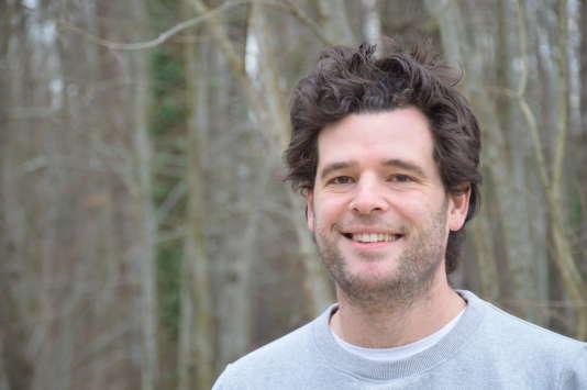 Maxime de Rostolan,  à Montlouis-sur-Loire (37), le 26 février 2016.