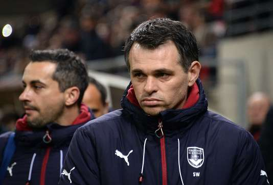 Willy Sagnol, le 27 février, à Reims.