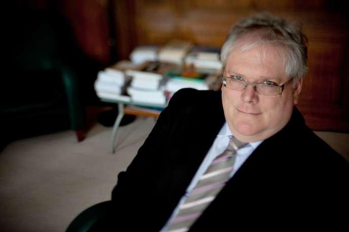Alain Fuchs, président du CNRS, a rédigé le rapport remis à Thierry Mandon, secrétaire d'Etat à l'enseignement supérieur.