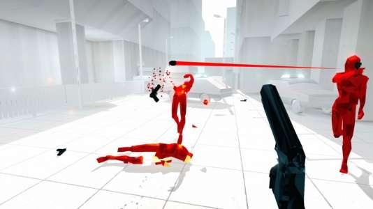 «Superhot», sorti sur PC.