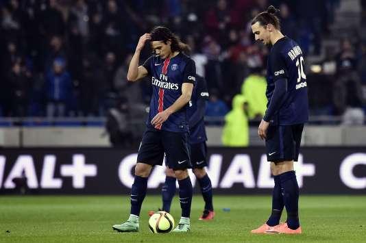 Les Parisiens n'ont guère l'habitude de la défaite en Ligue 1.