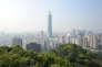 La ville de Taipei, capitale de Taïwan, en février 2013.¨Taïwan fait partie de ces pays dont la gouvernance est saluée par la Fondation Bertelsmann
