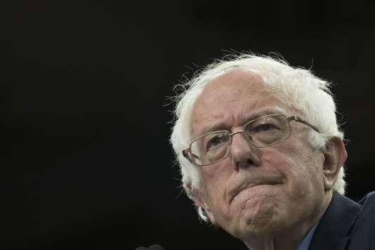 Bernie Sanders, le 28 février