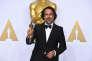 """Alejandro G. Inarritu sacré """"meilleur réalisateur"""" à la cérémonie des Oscars le 28 février à Los Angeles."""