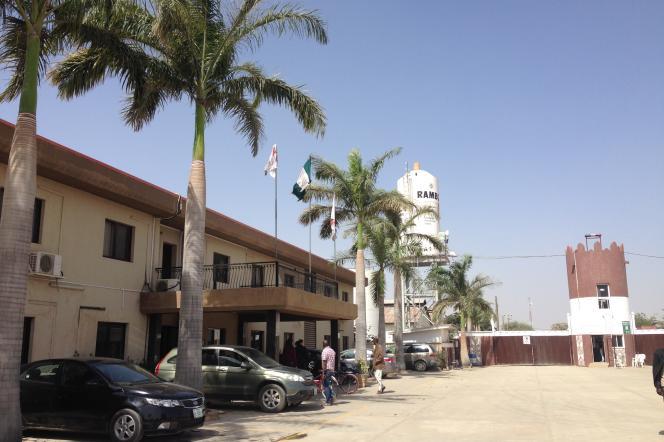 L'usine Gongoni, à Kano, où est produit le parfum Bint el-Sudan.