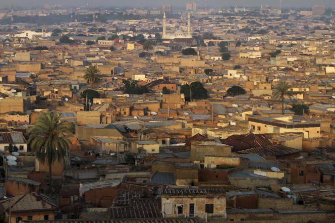 La ville de Kano, la deuxième ville du Nigéria en terme de population, est située au nord-est du pays..