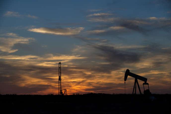 Au Texas, en juin 2015. L'énergie est au cœur des primaires dans l'Etat pétrolier du Colorado avant le Super Tuesday. Les deux candidats démocrates sont en désaccord sur le «fracking», technique d'extraction du pétrole et du gaz naturel.
