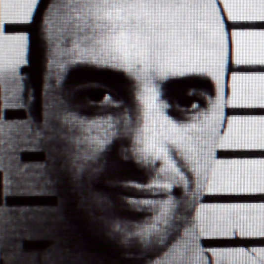 Capture d'écran du site d'Interpol montrant la photo de Redoine Faïd, le 15 avril 2013.