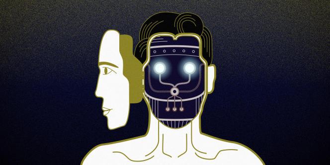 Un robot conversationnel peut imiter des personnalités.