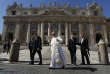 Le Pape François au Vatican le 2 mars 2016.