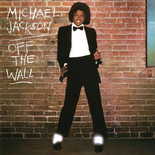 Pochette de l'album « Off the Wall », de Michael Jackson (réédition).