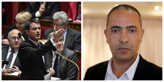 L'écrivain algérien s'était retiré du journalisme après avoir été accusé d'islamophobie par des universitaires. Dans une tribune publiée sur Facebook, le premier ministre appelle à le soutenir «sans aucne hésitation».