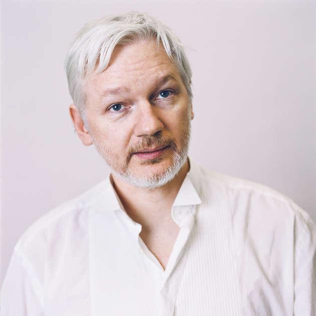 Julian Assange, 45 ans, est reclus dans l'ambassade équatorienne de Londres depuis le 19 juin 2012.