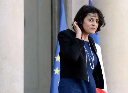 Myriam El Khomri, ministre du travail.