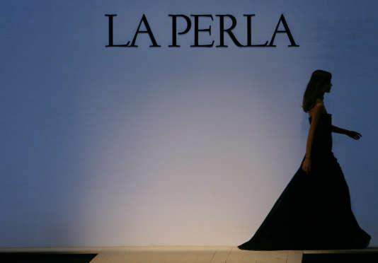 Desseilles Laces réalise des dentelles pour des marques de lingerie chic, comme La Perla.