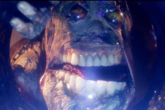 Le film de réalité virtuelle « Mad God » est réalisé en « stop motion ».