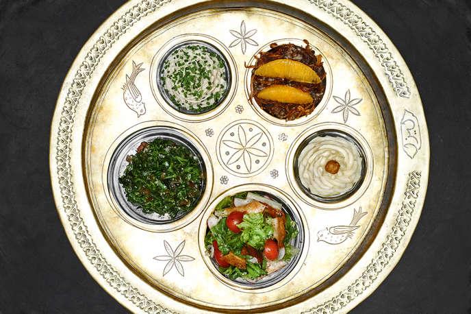 Vent De Fraicheur Sur La Cuisine Du Levant
