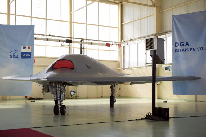 Pour développer les futurs drones de combat franco-britanniques, les ingénieurs devraient notamment s'inspirer de l'avion sans pilote nEUROn, développé par Dassault.