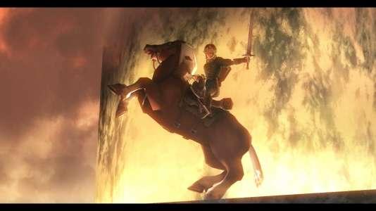 """""""Twilight Princess"""", épisode de Zelda crépusculaire dans le thème, mais également dans le positionnement de Nintendo."""