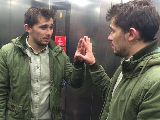 Adrien, ancien candidat de «L'amour est dans le pré» (saison 10), témoigne sur arteradio.com.