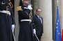 Hollande à l'Elysée le 4 mars.