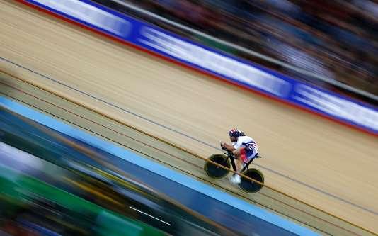 Mark Cavendish le 4 mars.